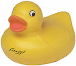 Rubber Duckie Stress Balls